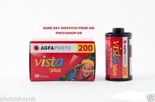 Película fotográfica analógica Agfa