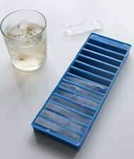 Kikkerland Stackable Ice Sticks Tray Water Bottle Drink Ice Cube Tray Bar Gift