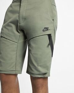 Nike NSW Tech Pack Woven Cargo Shorts Size XXL 38W 928617-004 Stucco
