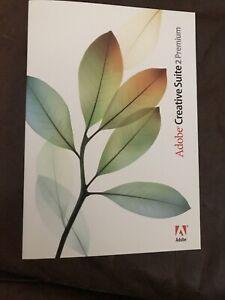 Adobe Creative Suite 2 Premium for Mac W/ Serial Number