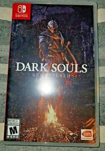 Dark Souls: Remastered BRAND NEW SEALED Nintendo Switch