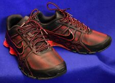 Nike Shox Turbo XII SL, size 12, black/red, 472531-060