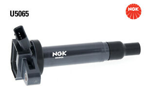 NGK Ignition Coil U5065 fits Toyota Land Cruiser 100 Series 4.7 V8 (UZJ100), ...