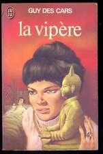 Guy des Cars La vipère, J'ai Lu 1976