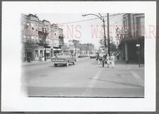 Vintage Photo 1960s Ford Pickup Truck in Williamsburg Ohio 740813
