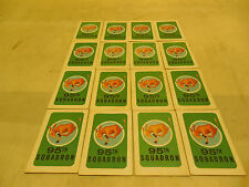 DOGFIGHT GAME PIECE GREEN CARDS  (American Heritage) MB
