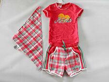 Adidas I j q Girl bebé niños set t-shirt short pañuelo nuevo talla 104