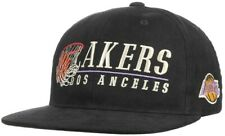 Mitchell & Ness Los Angeles Lakers Vintage Hoop INTL721 Black Snapback Cap Kappe