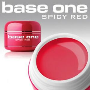 15 ml Base one Spicy Red
