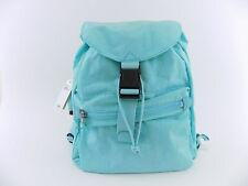 KIPLING KEEPER Blue FRESH TEAL TONAL LIGHTWEIGHT LAPTOP Backpack