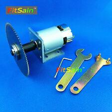 "FitSain-775 motor DC24V 8000RPM 4"" 100mm circular saw blade for wood cutting"