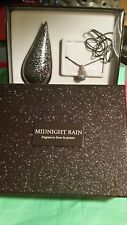 La Prairie Midnight Rain For Women  Gift Set Eau De Parfum 1.7 OZ 50 ML Spray...