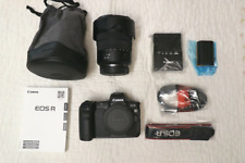 CANON EOS R with RF 24-105mm f4L Lens Kit Excellent Mint Condition