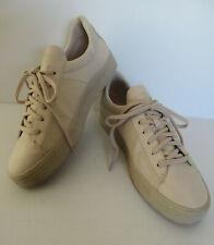 ESPRIT ca94102 ° chice Halbschuhe Gr. 39 beige Damen Schuhe Schnürer Sneakers