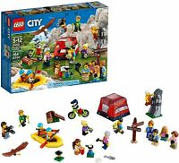 LEGO City People Pack Outdoors Adventures 60202 Building Kit 164 Pcs
