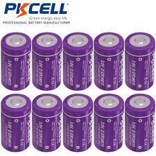 15Pcs ER34615 19000mAh 3.6V D size Li-SOCL2 Lihtium Batteries for Smart Meter