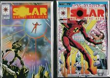 SOLAR Man of the Atom #13 #14 Unused Unread USA Warehouse Stock    C3.132
