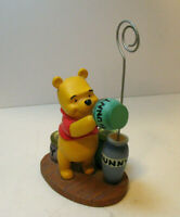 Disney Hunny Pots Winnie the Pooh Card Photo Picture Note Holder