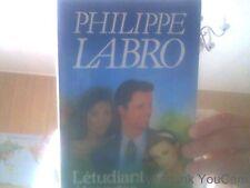L'étudiant étranger de Philippe Labro