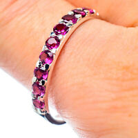 Pink Tourmaline 925 Sterling Silver Ring Size 11 Ana Co Jewelry R26881F