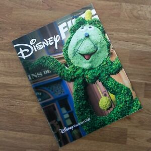 Disney Files Magazine - Spring 2017 Volume 26 No 1 Beauty and the Beast DVC