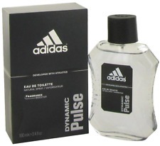 Authentic ADIDAS DYNAMIC PULSE 3.4 Oz EDT SP For Men New In Box