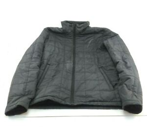 North Face Thermoball Quilted Jacket Size Medium Black Pre-owned Made In Vietnam