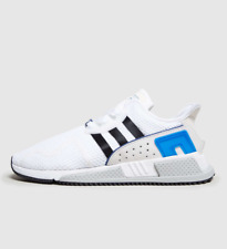 AUTHENTIQUE Adidas Originals EQT Coussin (Homme Taille UK10 EUR 44.5) Noir/Blanc/Royal