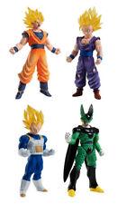 Bandai Dragon Ball Super HG Figure 5 Gashapon SS Goku Vegeta Gohan Cell 4 pcs