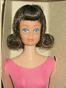 Vintage Midge Brunette 1963 With Original Box and Accessories  E19