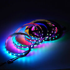 1M White PCB WS2812B WS2812 RGB LED Strip 1M 60 Led Individual Addressable 5V NP