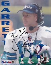 DALLAS COWBOYS JASON GARRETT SIGNED 8 X 10 PHOTO w COA