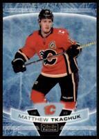 2019-20 OPC Platinum Arctic Freeze #131 Matthew Tkachuk /99 - Calgary Flames