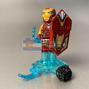 New Iron Man Minifigure Marvel Super Heroes Lego Avengers 76192 Mark 85 Stark