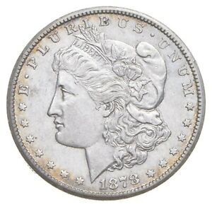 1878-CC Morgan Silver Dollar *1459