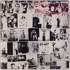 ROLLING STONES: Exile on Main St US COC 2-2900 2x LP Rock Classic VG++ VINYL