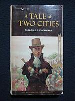A Tale of Two Cities [Paperback] [Jan 01, 1963] Dickens, Charles
