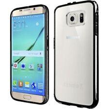 Étuis, housses et coques Bumper noir Pour Samsung Galaxy S7 edge pour téléphone mobile et assistant personnel (PDA)