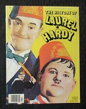 1976 April E GO Magazine #2 VF- 7.5 History of Laurel & Hardy Comedy
