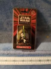 Applause - Star Wars Episode I - Qui-Gon Jinn - Collectible Pin - New