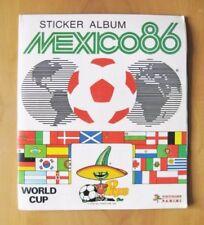 Panini 1986 Season Sports Sticker Albums