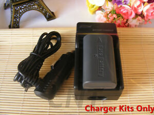 BN-VF808 BN-VF808U Battery Charger for JVC MiniDV and Everio Camcorder