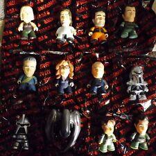 Battlestar Galactica Figures (Complete Set  of 12 Figures ) Re-Sealed boxes