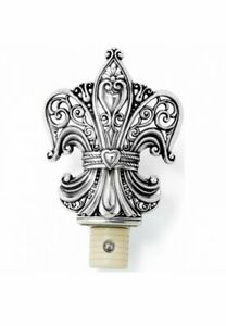 Brighton Fleur De Lis Night Light Style HT100 - Silver