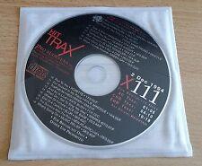 HIT TRAX (PATTI SMYTH, MADONNA, GREEN DAY, ROXETTE) - CD PROMO COMPILATION