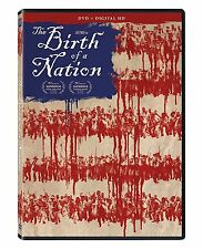 Birth Of A Nation (dvd) FREE FIRST CLASS SHIPPING !!!!!