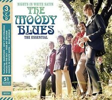 The Moody Blues - Nights In White Satin: Essential Moody Blues [New CD] UK - Imp