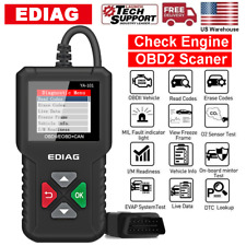 OBD2 Scanner Code Reader Check Engine Fault Code Automotive Diagnostic Scan Tool