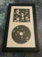 GFA 8 Letters Boy Band * WHY DON'T WE * Signed Framed CD Booklet W8 COA