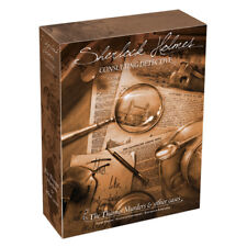 Sherlock Holmes Consulting Detective The Thames Murders & Other Cases Board Game